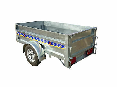 car trailer, self build plans, bolted plans & welded plans on 1 disc.free p&p