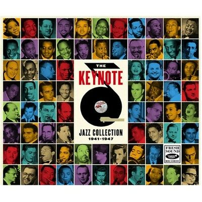 The Keynote Jazz Collection 1941-1947