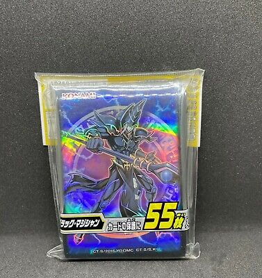 YuGiOh Dark Magician Sleeves OCG JAPAN