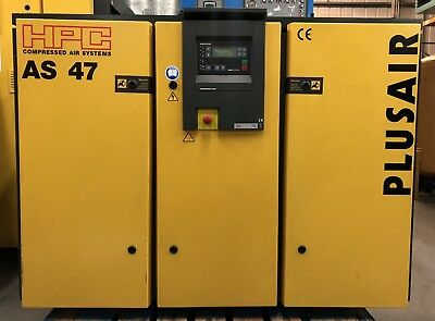 HPC / Kaeser AS47 Rotary Screw Compressor, 30kW! 152Cfm! 10Bar! Immaculate!