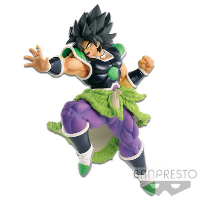 Banpresto Dragon Ball Super Ultimate Soldiers Legend Saiyan Figure Broly BP38905