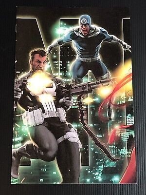 Marvel Knights 20th #2C Andrews Variant VF/NM Daredevil Punisher
