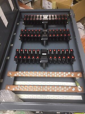 3 Phase Blackley Fuse Board