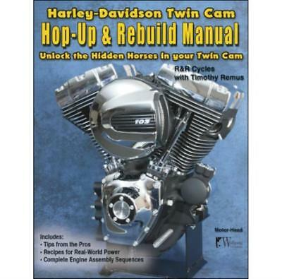 Harley-Davidson Twin CAM, Hop-Up and Rebuild Manual