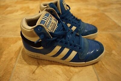 competitive price 180b7 84715 Adidas Top Ten NBA High   Mid tops trainers UK 7.5 Orlando Magic colourway