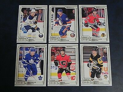 2018-19 18/19 O-Pee-Chee OPC Base Cards #201 - #400 Finish Your Set You Pick.