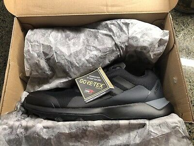 finest selection 67ef2 f06cc Adidas Mens Size 11 Terrex CMTK Gore Tex GTX Outdoor Hiking Shoes Black.  NEW!