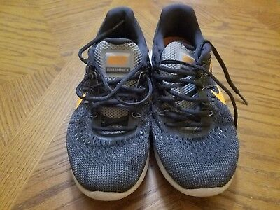 Nike Lunarglide 8 VIII Men s Running Shoes Used Wolf Grey Citrus 843725-009  ... 867d5bf2b3