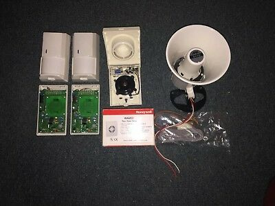 Lot of 5 Pcs Alarm Parts 2 Bosch Ds-835i 2 Wave2 Siren And Atw DS50 Siren