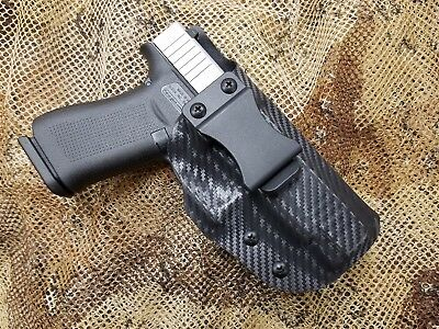 GUNNER'S CUSTOM HOLSTERS fits GLOCK 43X IWB Concealment Customize YOUR  holster