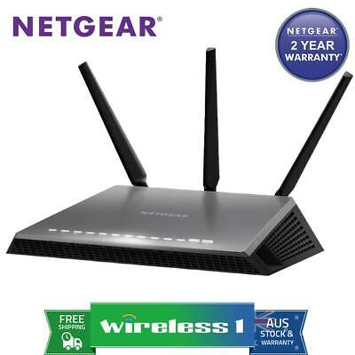 All NEW Netgear D7000 AC1900 WiFi VDSL/ADSL Modem Router (FTTN Compatible)