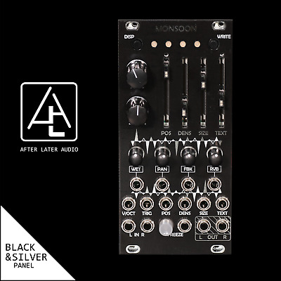 Monsoon - Expanded Clouds Clone / uBurst (Micro Supercell) Eurorack Module
