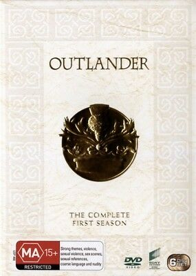 Outlander Season 1 Dvd R4 Brand New