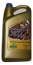 Rock oil XRP 10/60 motocross oil mx