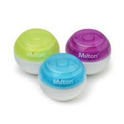 Milton Mini Soother/Pacifier/Dummy Steriliser - Purple, Green, Blue or silver