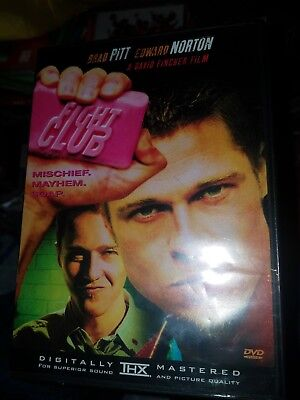Fight Club [New and Sealed DVD] Widescreen, Sensormatic