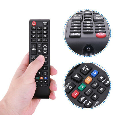 Universal Replacement Remote Control BN59-01199F for Samsung LCD LED HDTV TVs