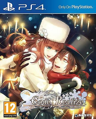 Code :Realize Wintertide Miracles (PS4) IN STOCK NOW Brand New & Sealed UK PAL