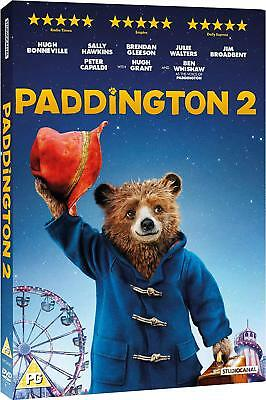 Paddington 2 DVD Brand New Sealed Fast & Free Postage