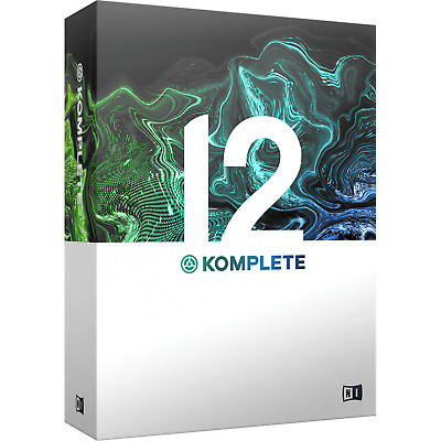 NATIVE INSTRUMENTS KOMPLETE 12 | Full Version | New & Sealed | Cheapest Online