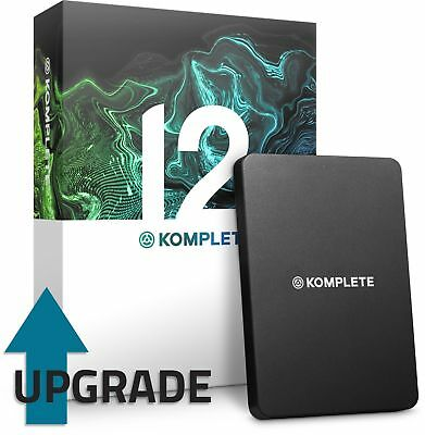 NATIVE INSTRUMENTS KOMPLETE 12 | UPGRADE From Select | BNIB | Cheapest Online