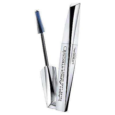 L'Oreal Mascara Lash Architect 4D Black Mascara de pestañas LP20