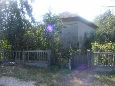 £100 a month. Large grounds with outbuildings and house (Bulgaria)