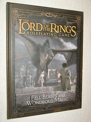 Narrator's Screen NEW SW Lord of the Rings Roleplaying Decipher rpg D&D LOTR