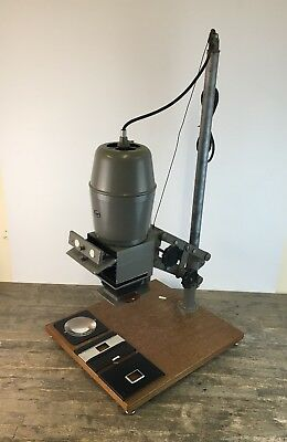 Vintage MPP England Photo Enlarger With Accessories.