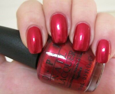 OPI Nail Lacquer polish Full size RARE Discontinued or VHTF ~ Choose your color