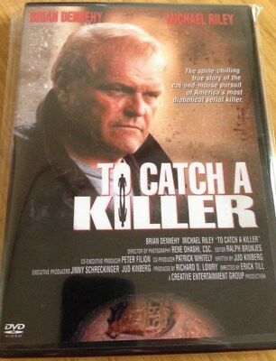 To Catch A Killer (Dvd 1992) Starring Brian Dennehy