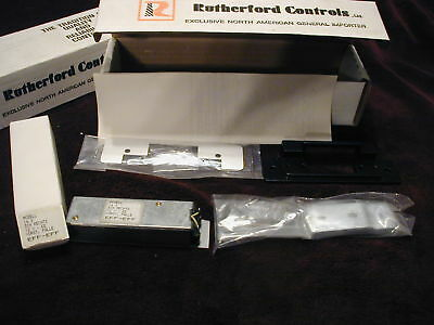 RUTHERFORD ELECTRIC STRIKE Model 1402-05   LOT OF TWO