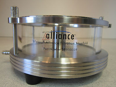 Waters Alliance Filtration Manifold 289000159 Appears Unused GREAT DEAL!