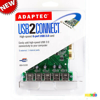 Driver: Adaptec AUA-3020 PCI to USB