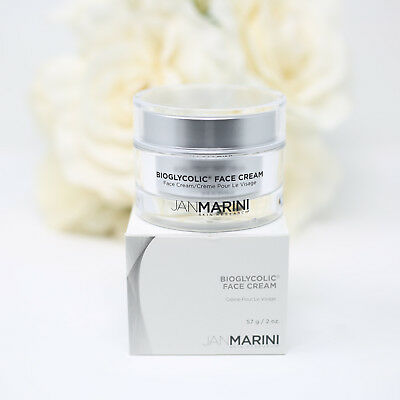 Jan Marini Bioglycolic Face Cream (2oz) Freshest & New Authentic