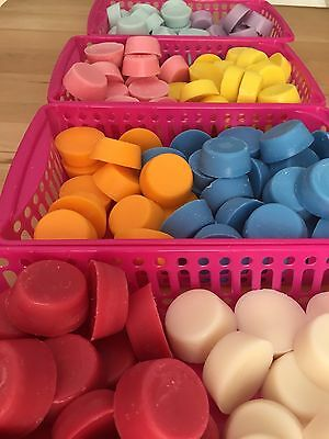 $1 Large Soy Wax Melts.  100% Natural Soy Wax.  Choose your scents!