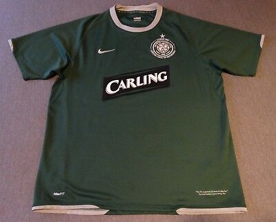 b60872e06 Nike The Celtic Football Club 2007 Lisbon Lions 40th Anniversary Jersey  Men s LG