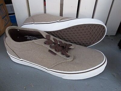 32ab26bf65 New Men s Vans Atwood Sneakers shoes Size 9.brand New For 2019.sale