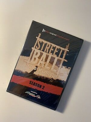 (BRAND NEW) Street Ball - The AND 1 Mix Tape Tour, Season 2 [DVD] FREE SHIPPING