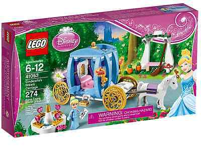 LEGO® Disney Princess 41053 Cinderella's Dream Carriage NEU OVP NEW MISB NRFB