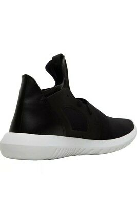best sneakers 840af b3102 Size 7 Womens Girls Adidas Originals Tubular Defiant Black Core White  Trainers