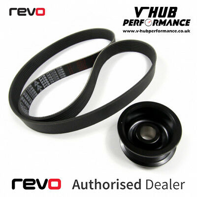 Revo 3.0T Fsi Supercharger Pulley Upgrade Kit