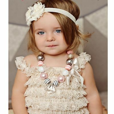 Baby Jumpsuit Lace Rompers Infant With Straps Ribbon Bow For Kids Girls Ruffled
