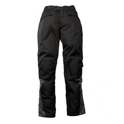 Triumph Acton 2 Mens Black Grey Armoured Motorcycle Trousers NEW RRP £110.00!!!
