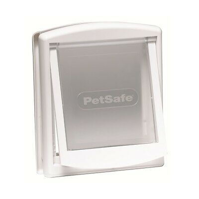 PetSafe Staywell 2-Way Small Pet Door White 715EF