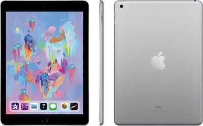 Apple Tablet-PC / iPad iPad (32GB) WiFi (2018 6th Gen)