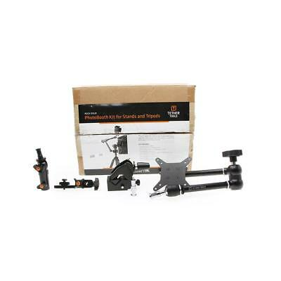 Tether Tools Rock Solid PhotoBooth Kit for Stands and Tripods - SKU#1048289
