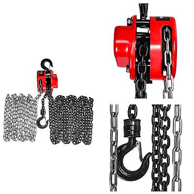 Steel Chain Blocks Hand Chain Hoists Block & Tackles Manual Up To 1000 - 3000 kg