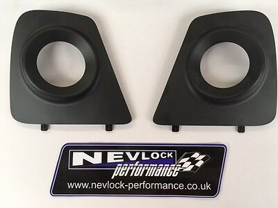 Vauxhall Astra H Mk5 Vauxhall Xp Front Fog Light Surrounds Pair Vxr