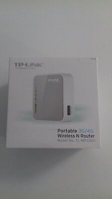 Router Tp-Link Wireless Portatile 3G/4G  Nuovo